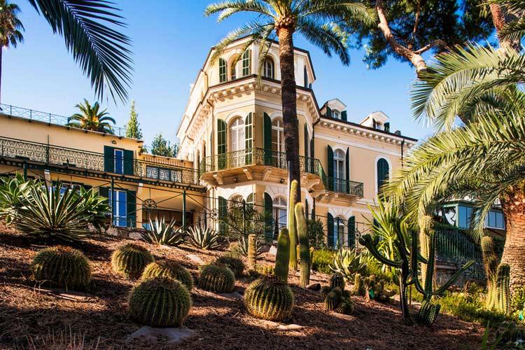 Hotel villa sylva ein boutiquehotel in sanremo for Great little hotels