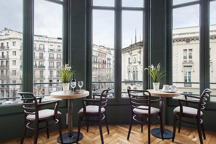 Breakfast Room - BacHome Gallery B&B - Barcelona