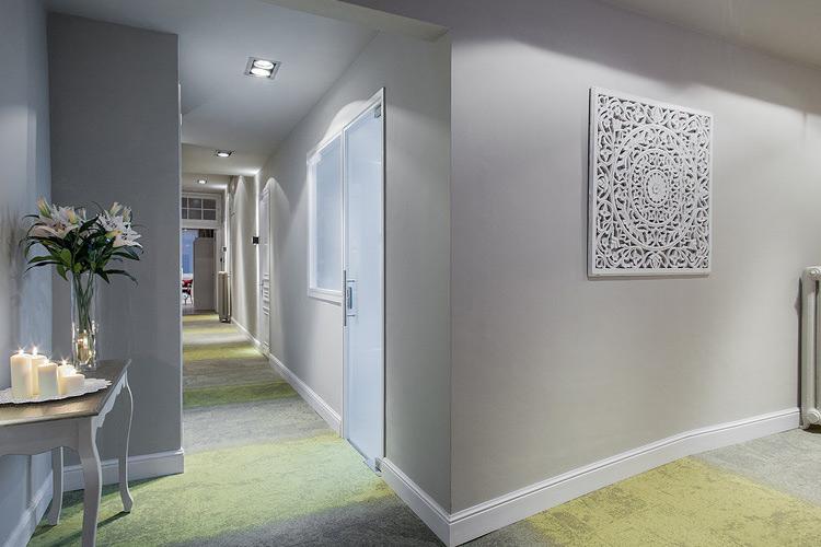 Hallway - BacHome Gallery B&B - Barcelona