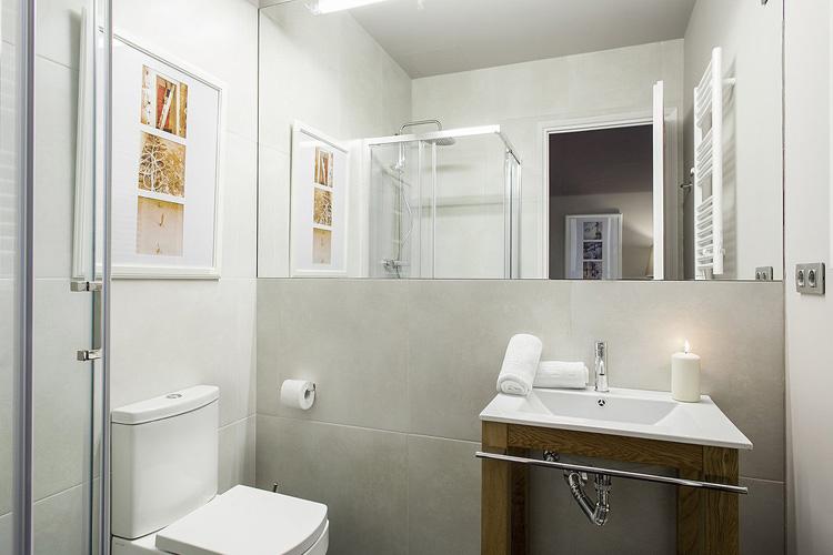 Bathroom - BacHome Gallery B&B - Barcelona