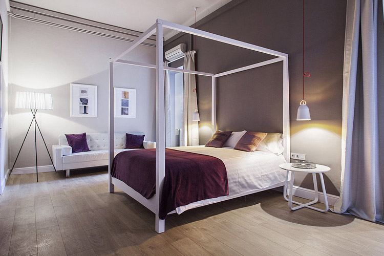Room 6 - BacHome Gallery B&B - Barcelona