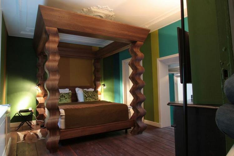 Green Suite - Kamer 01 - Amsterdam