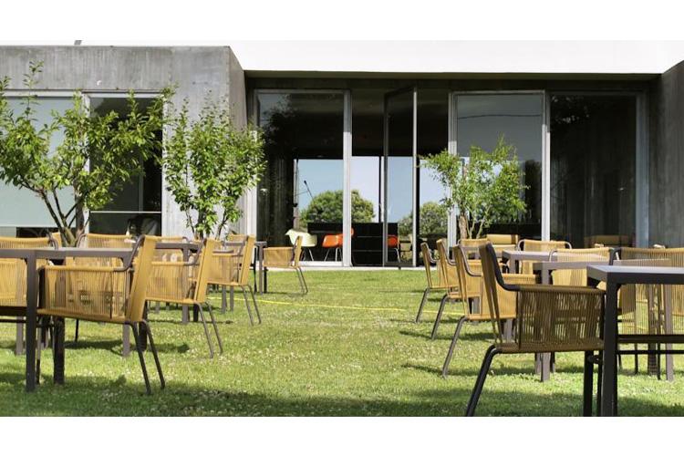 Terrace - Antonello Colonna Resort - Labico