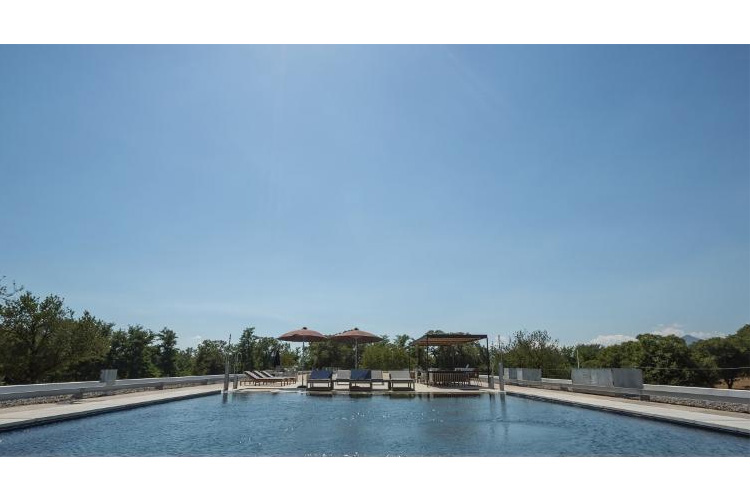 Outdoor Pool - Antonello Colonna Resort - Labico