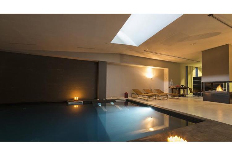 Indoor Swimming Pool - Antonello Colonna Resort - Labico