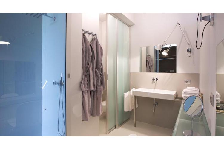 Bathroom - Antonello Colonna Resort - Labico