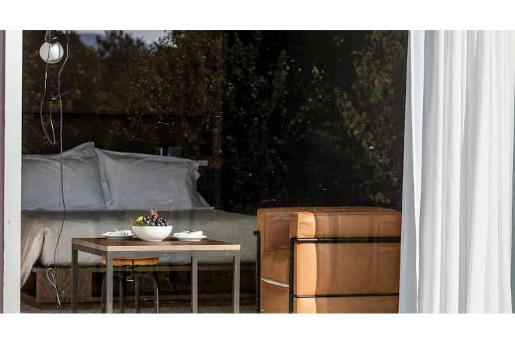 Deluxe Room from Exterior - Antonello Colonna Resort - Labico