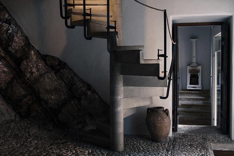 Entrance - Albergo Diffuso Crispolti - Labro