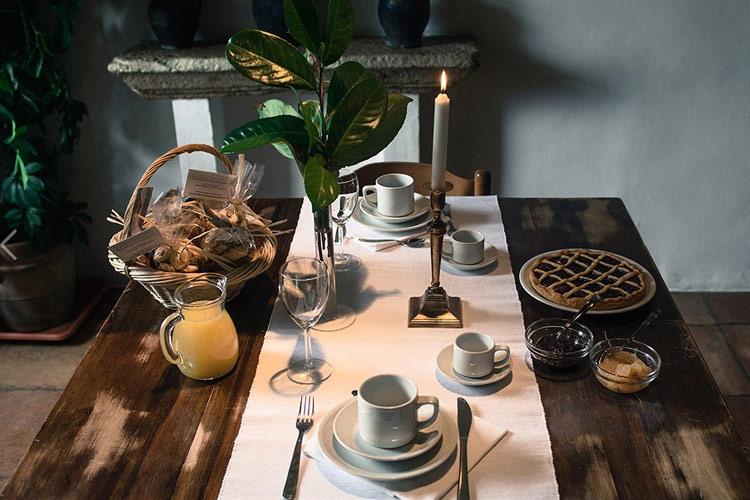 Breakfast Room - Albergo Diffuso Crispolti - Labro