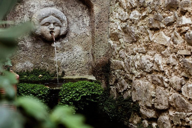 Courtyard - Albergo Diffuso Crispolti - Labro