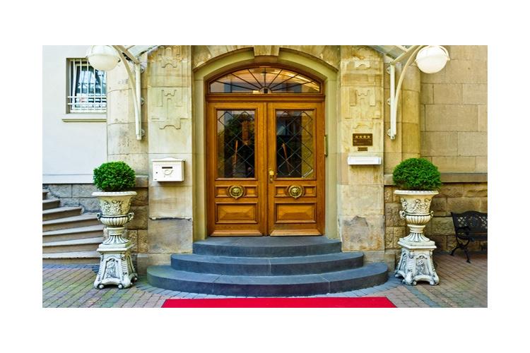 Entrance - Villa Achenbach - Düsseldorf