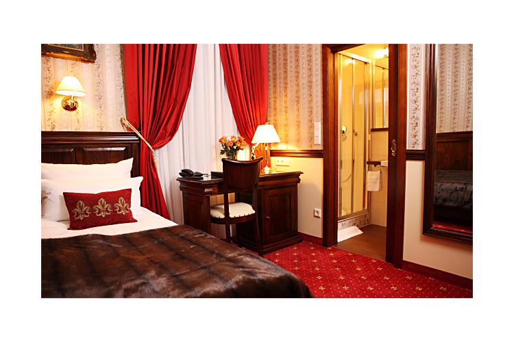 Classic Single Room - Villa Achenbach - Düsseldorf