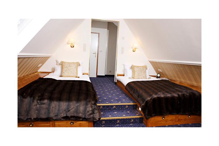 Apartment - Villa Achenbach - Düsseldorf
