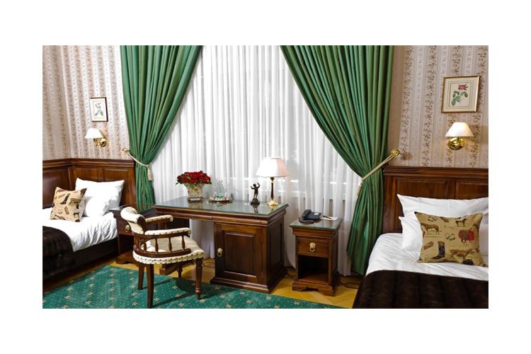 Double Rooms Twin Beds - Villa Achenbach - Düsseldorf