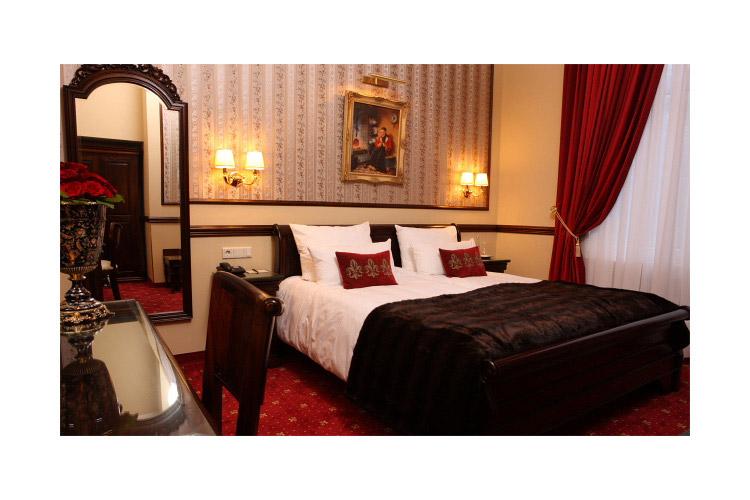 Classic Double Room - Villa Achenbach - Düsseldorf