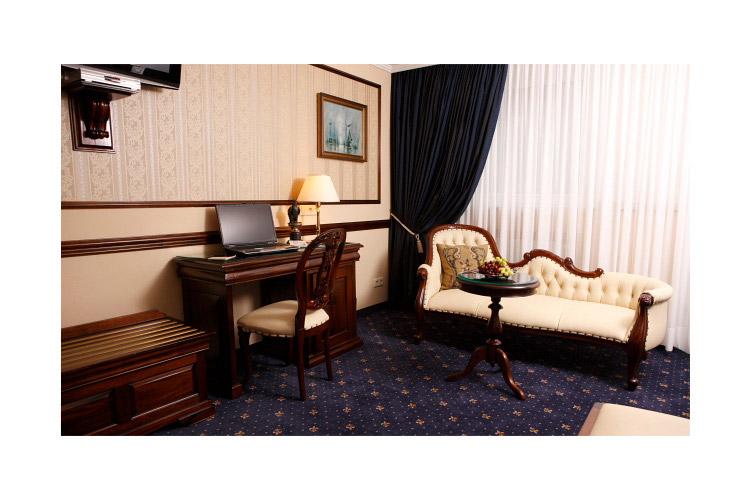 Deluxe Double Room - Villa Achenbach - Düsseldorf