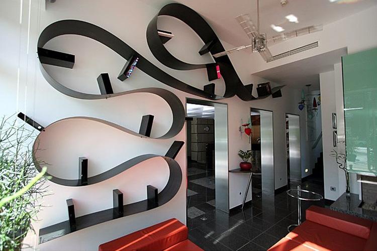 Lobby - Avidon Art & Design Hotel - Düsseldorf