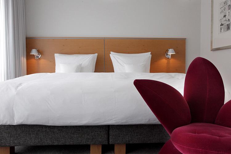 Double Room - Avidon Art & Design Hotel - Düsseldorf