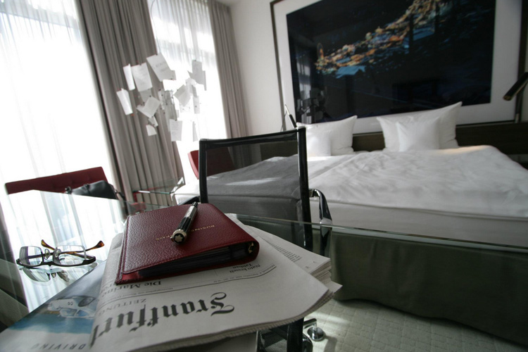 Suite - Avidon Art & Design Hotel - Düsseldorf