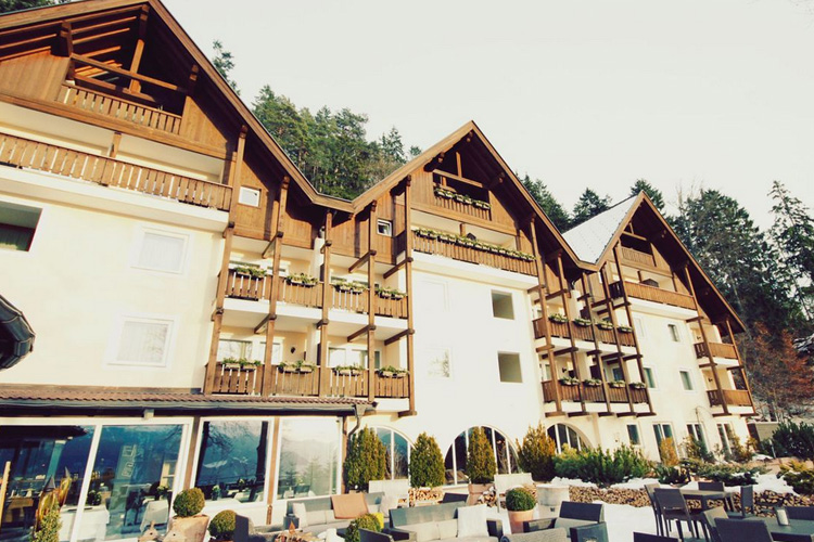 Miramonti boutique hotel a boutique hotel in trentino for Small great hotels