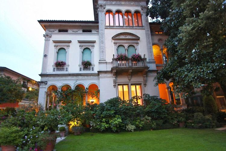 Facade - Villa Abbazia - Follina