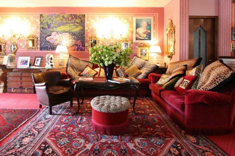 Lounge - Villa Abbazia - Follina