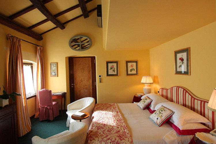 Double Room - Villa Abbazia - Follina