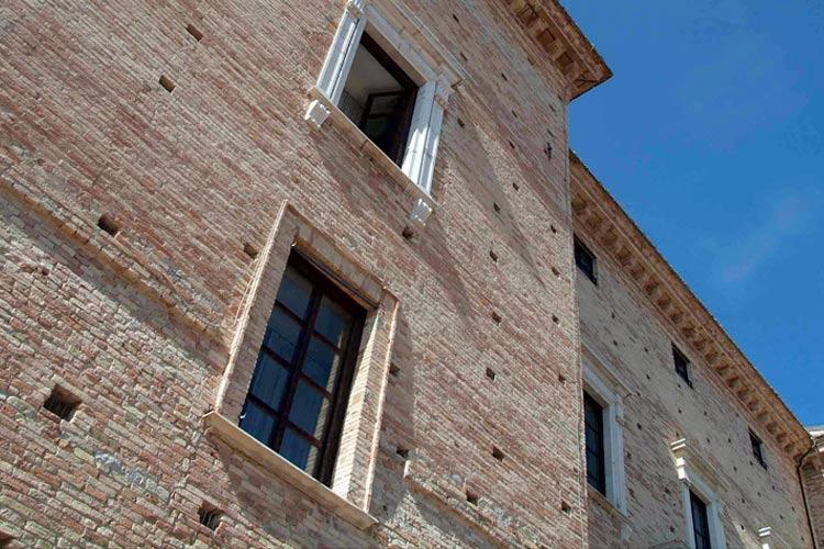 Facade - Castello Chiola - Loreto Aprutino