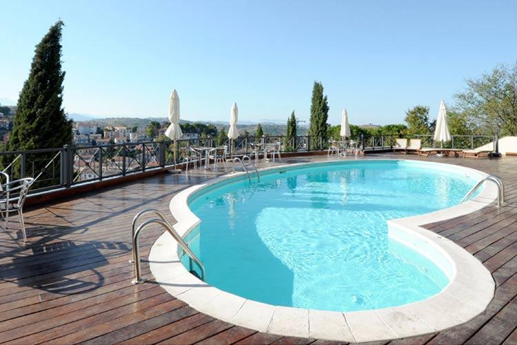 The Swimming Pool - Castello Chiola - Loreto Aprutino