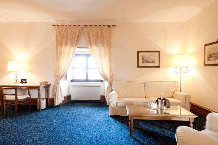 Junior Suite - Castello Chiola - Loreto Aprutino