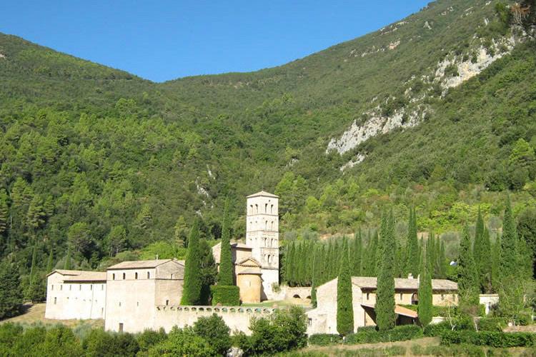 Surrounding - Abbazia San Pietro in Valle - Ferentillo