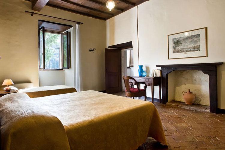 Chiostro Room - Abbazia San Pietro in Valle - Ferentillo