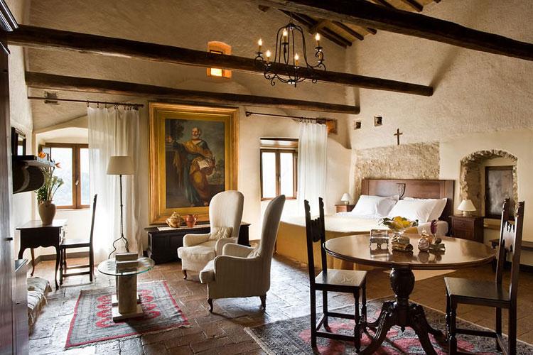 Suite dell Abate Room - Abbazia San Pietro in Valle - Ferentillo