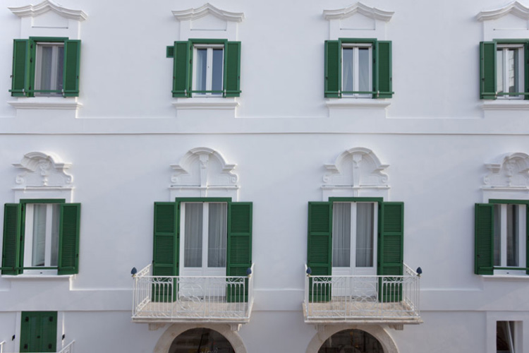 Facade - Giovì Relais - Polignano a Mare