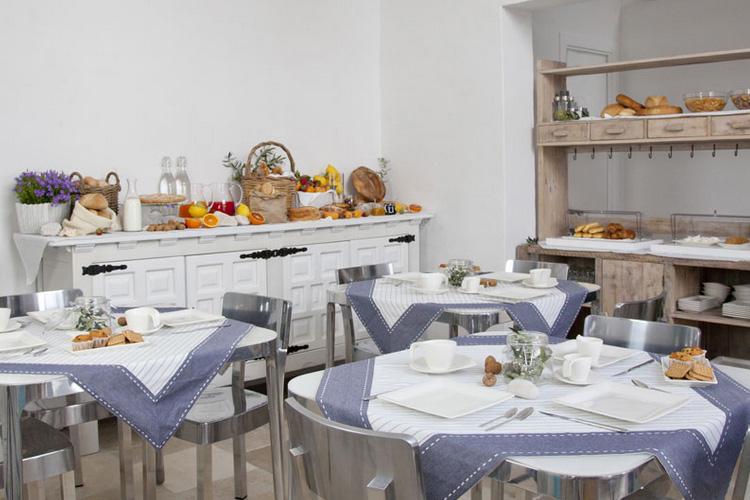 Breakfast Room - Giovì Relais - Polignano a Mare