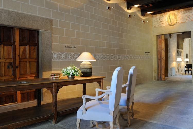 Reception - Palacio Carvajal Girón - Plasencia