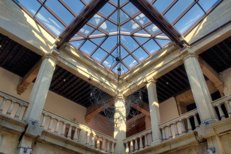 Interiors - Palacio Carvajal Girón - Plasencia