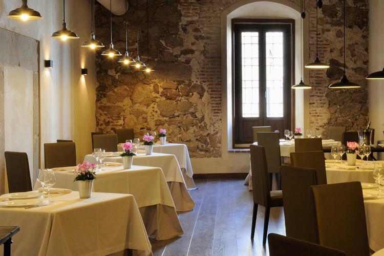 Restaurant - Palacio Carvajal Girón - Plasencia