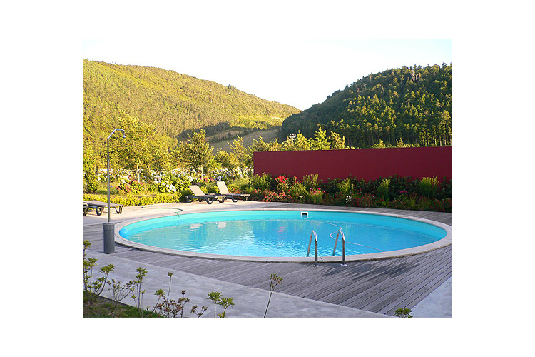 Swimming Pool - Furnas Lake Villas - São Miguel