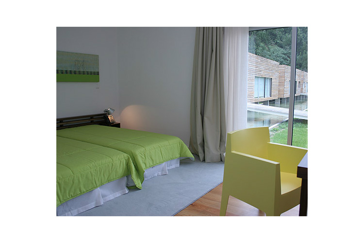 Apartment Type A - Furnas Lake Villas - São Miguel