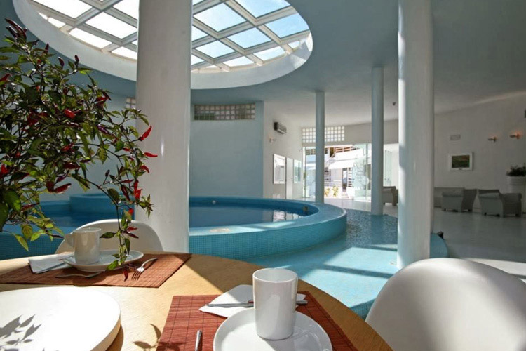 Piccolo hotel del lido a boutique hotel in liguria page for Design hotel liguria