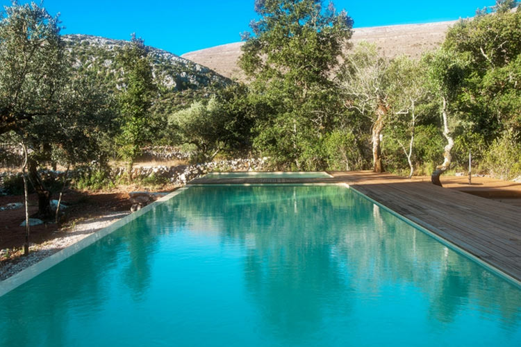 Swimming Pool - Cooking and Nature Emotional Hotel - Alvados