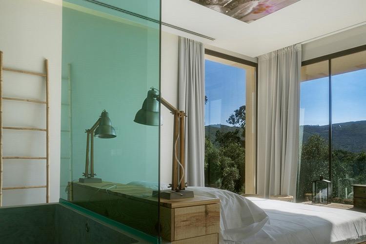 Simplicidade Meditação Room - Cooking and Nature Emotional Hotel - Alvados