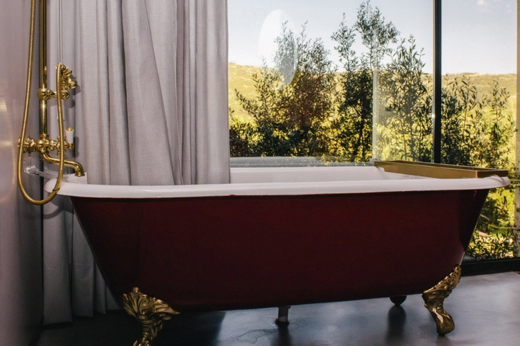 Luxuria Paixao Room - Cooking and Nature Emotional Hotel - Alvados