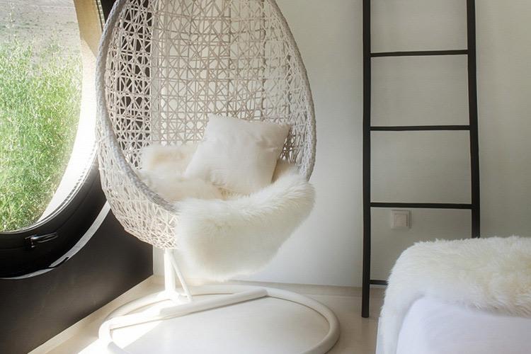 Aconchego Proteccão Room - Cooking and Nature Emotional Hotel - Alvados