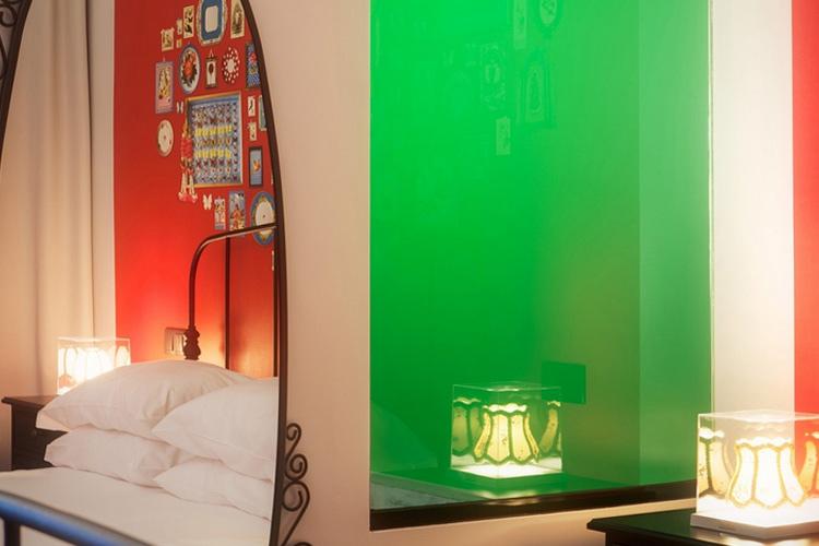 Curiosidade Surpresa Room - Cooking and Nature Emotional Hotel - Alvados