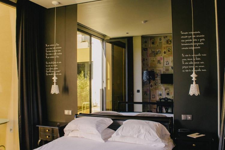 Saudade Melancolia Room - Cooking and Nature Emotional Hotel - Alvados