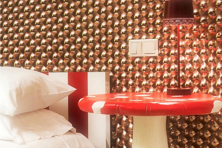 Alegria Divertimento Room - Cooking and Nature Emotional Hotel - Alvados