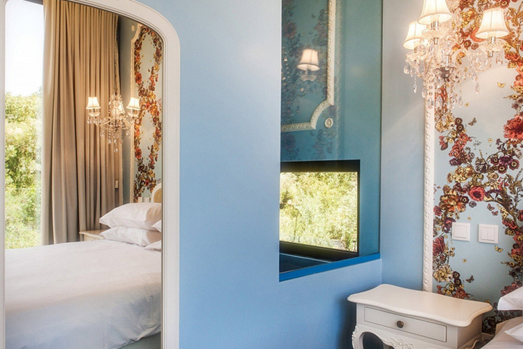 Romance Glamour Room - Cooking and Nature Emotional Hotel - Alvados