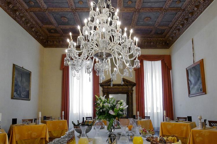 Breakfast-Room - Palazzo Magnani Feroni - Florenz
